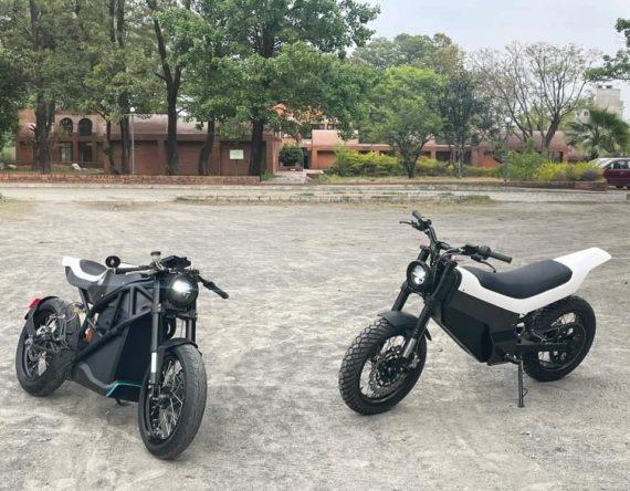 नेपालमै बनेका दुई इलेक्ट्रिक मोटरसाइकलको मूल्य र फिचर सार्वजनिक