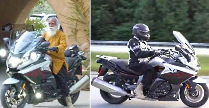 अमेरिकामा पावरफुल बाइक राइड गर्दै सद्गुरु, सधै चर्चामा सद्गुरुको बाइक राइडिङ कला
