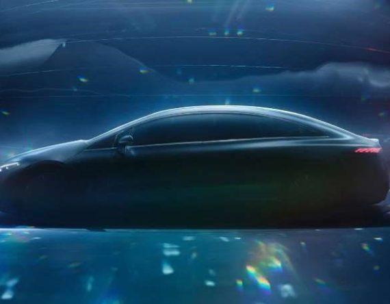 मर्सिडिजको वेबसाइटमा दोस्रो इलेक्ट्रिक कार लिस्टेड, सिंगल चार्जमा ७७० किलोमिटर चल्ने