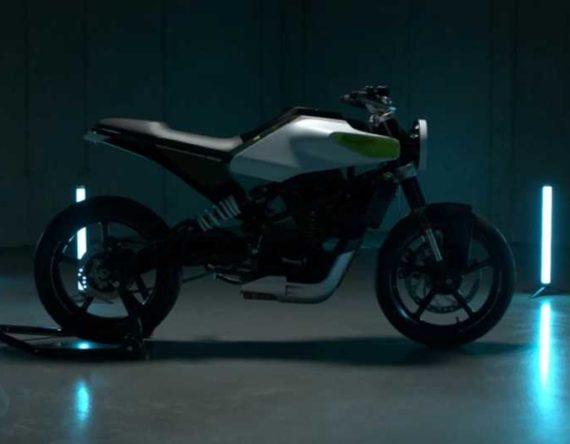 हस्कभर्ना ई–पिलेन इलेक्ट्रिक मोटरसाइकल २०२२ मा लन्च हुने