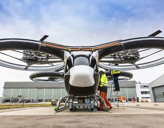 युरोपमा २०२५ सम्ममा विद्युतीय हवाई ट्याक्सी सेवा शुरु गरिने