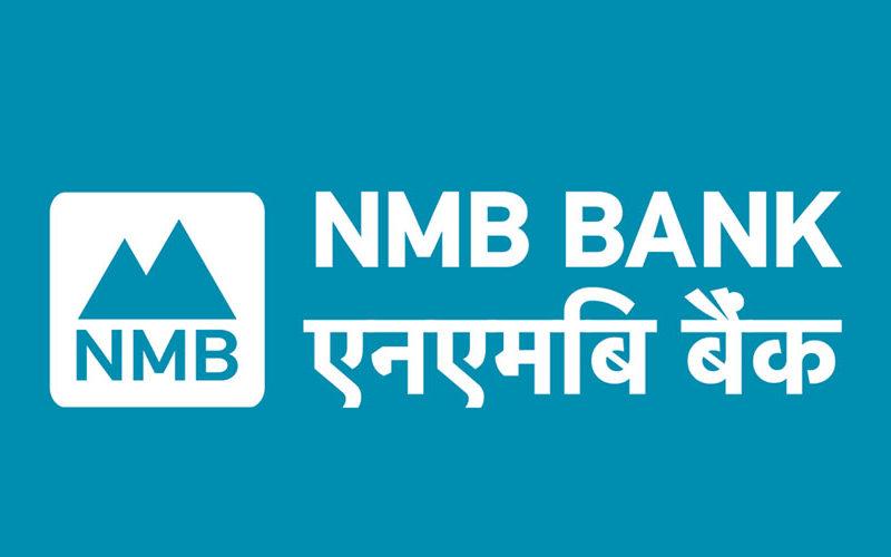 एनएमबि बैंकका ग्राहकले ग्यापु, फुडमाण्डु र किरानाबाट अर्डर गर्दा १० प्रतिशत क्यासब्याक पाउने