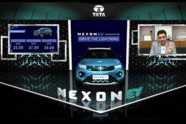 टाटा नेक्सन ईभीको मूल्य  ३५ लाख ९९ हजार रुपैयाँ, सार्वजनिक भयो नेपालमा