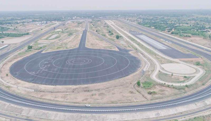 तमिलनाडुमा महिन्द्राको ट्रयाक निर्माण, महिन्द्राका सबै गाडी यही परीक्षण हुने