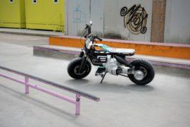 बीएमडब्ल्युको इलेक्ट्रिक बाइक कन्सेप्ट सार्वजनिक, सिंगल चार्जमा ९० किमी रेन्ज प्रदान गर्ने