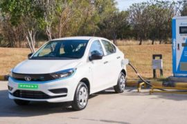 टाटाको नयाँ इलेक्ट्रिक कार एक्सप्रेस–टी, सिंगल चार्जमा २१३ किमिको रेन्ज प्रदान