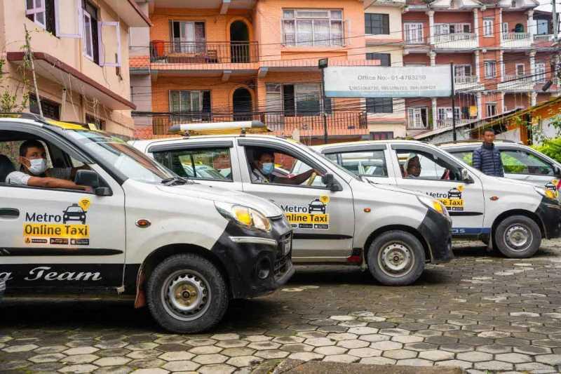 अब उपत्यकामा ९९ रुपैयाँमै चढ्न पाइने ट्याक्सी सेवा